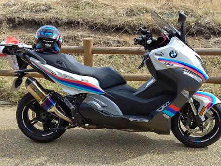 BMW C650スポーツ