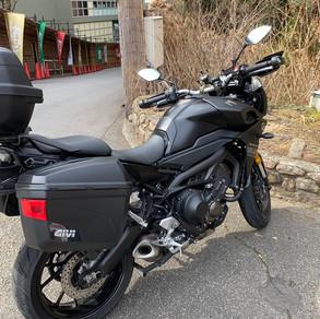 YAMAHA MT-09トレーサー