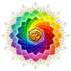Mandala 3 om