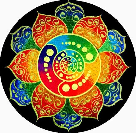 Mandala Vida y Salud