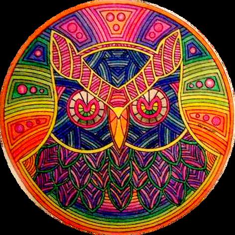 Mandala intuición y equilibrio