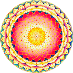 Mandala Alegría y Felicidad