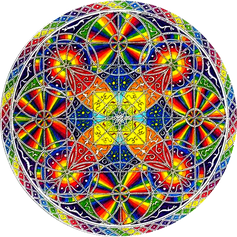 Mandala Abundancia Vida