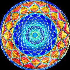 Mandala Serenidad y Entusiasmo