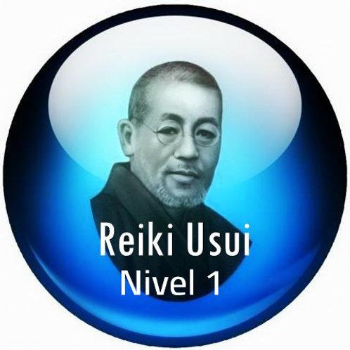 CURSO REIKI NIVEL I