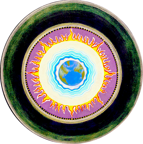 Mandala Vida y Serenidad