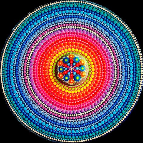 Mandala Vida y Suerte