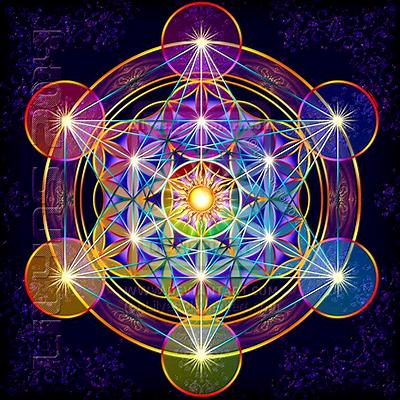 Mandala Armonía y Fluír Vida
