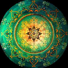 Mandala Salud y abundancia