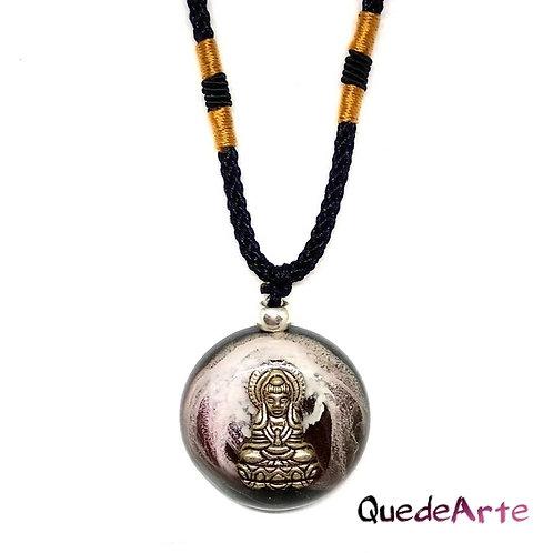 Colgante Energético Orgonita - Bhuda Sagrado