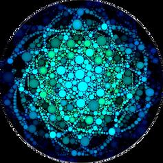 Mandala meditación y equilibrio