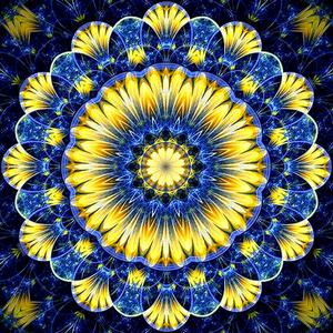 Mandala Paz y Energía