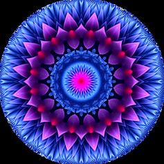 Mandala Serenidad, armonía