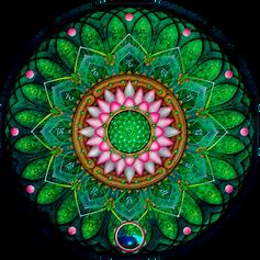 Mandala Salud y Equilibrio