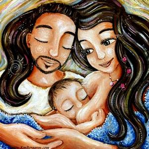 Familia lactancia