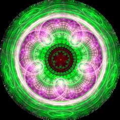 Mandala Salud y relajación