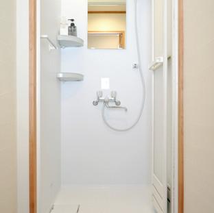 シャワー2室