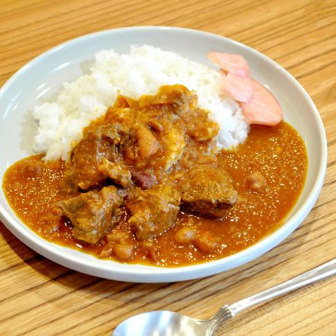 Boar Meet Curry