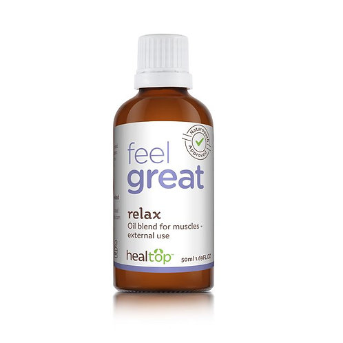 Relax - Natural Blend for Your Muscles