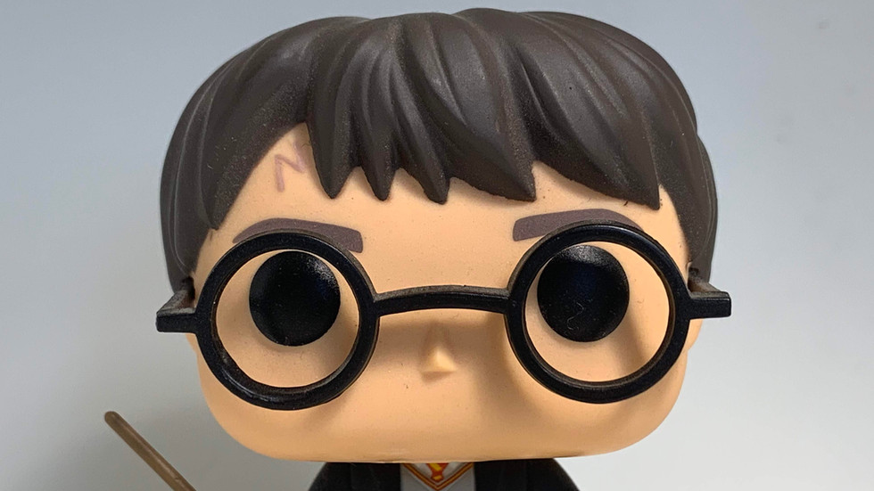 Harry Potter, Wave 1