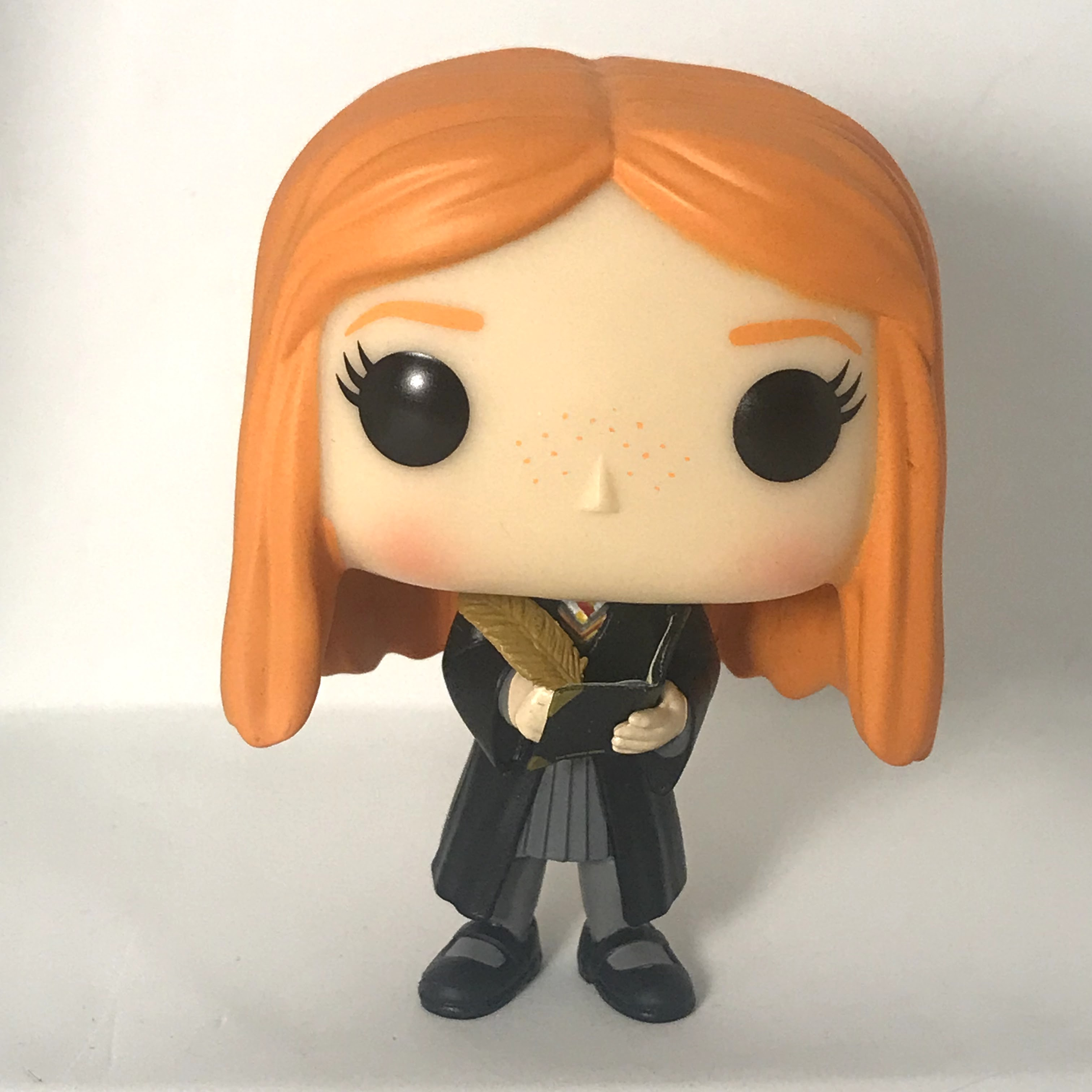 58 Ginny Weasley with Diary