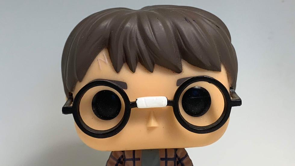 Harry Potter, Additional Pops