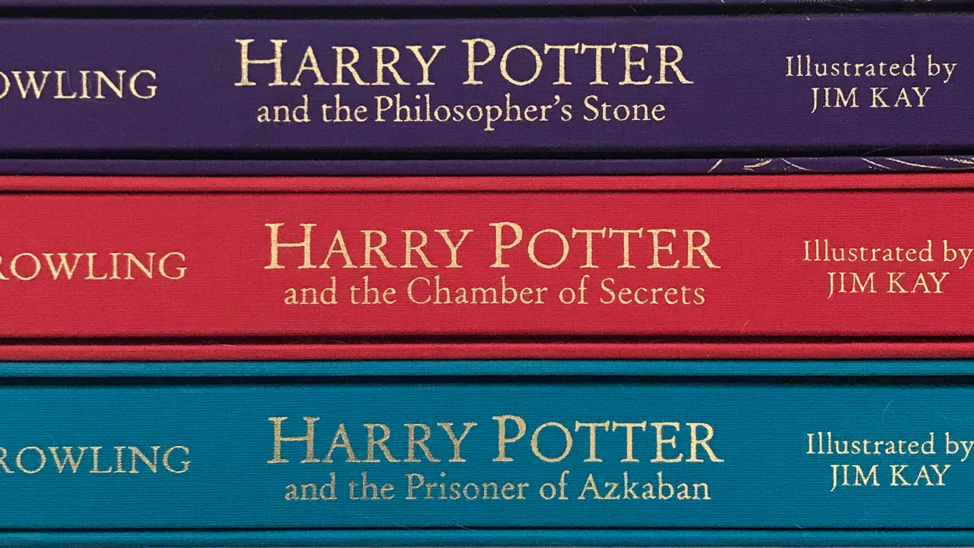Deluxe Illustrated Editions