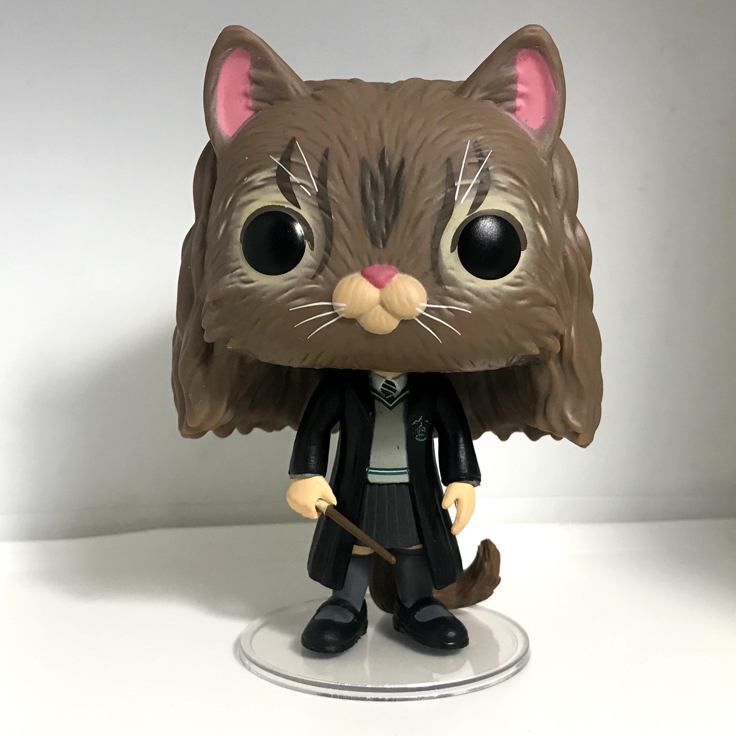 77 Hermione Granger as a Cat