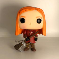 50 Quidditch Ginny Weasley