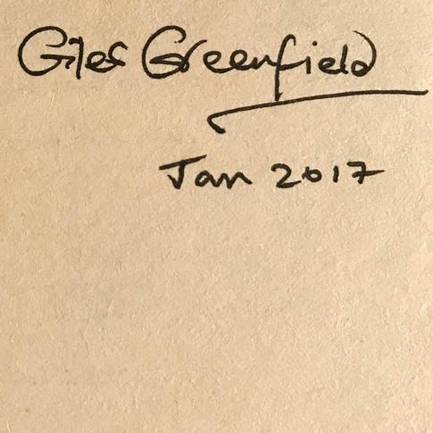 Giles Greenfield