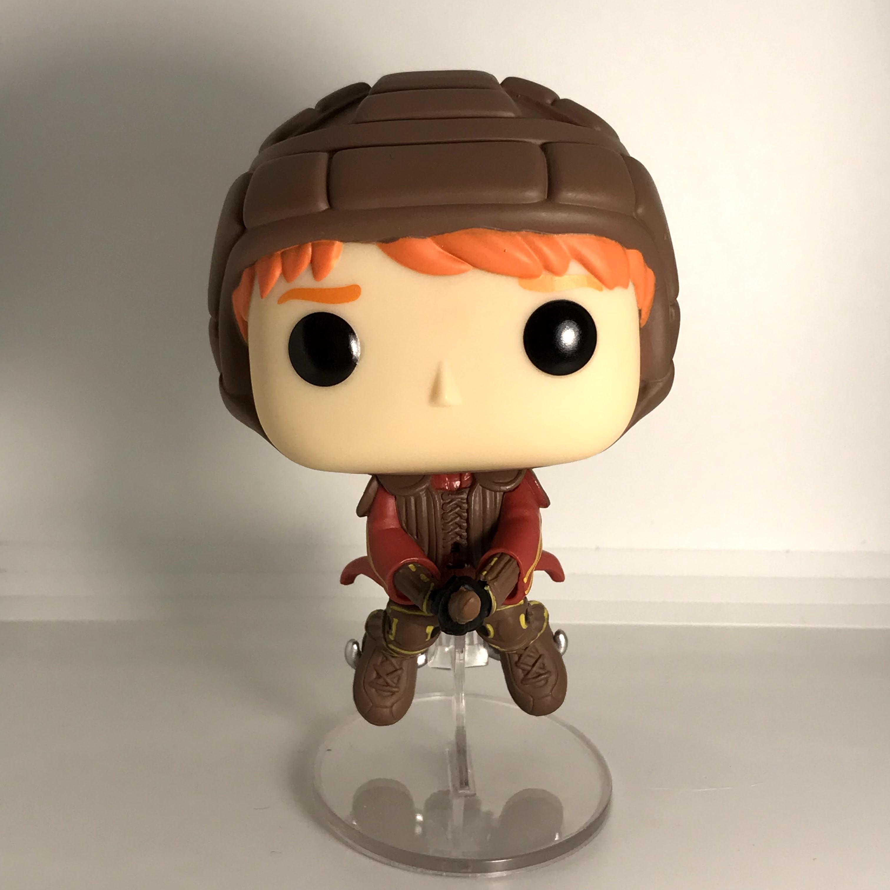 54 Ron Weasley Quidditch Broom