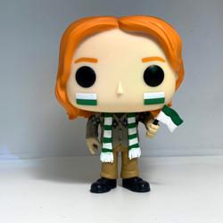 George Weasley Ginny Weasley Quidditch World Cup