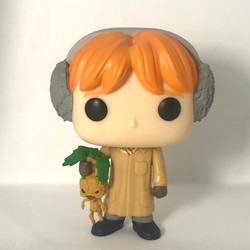 56 Ron Weasley Herbology