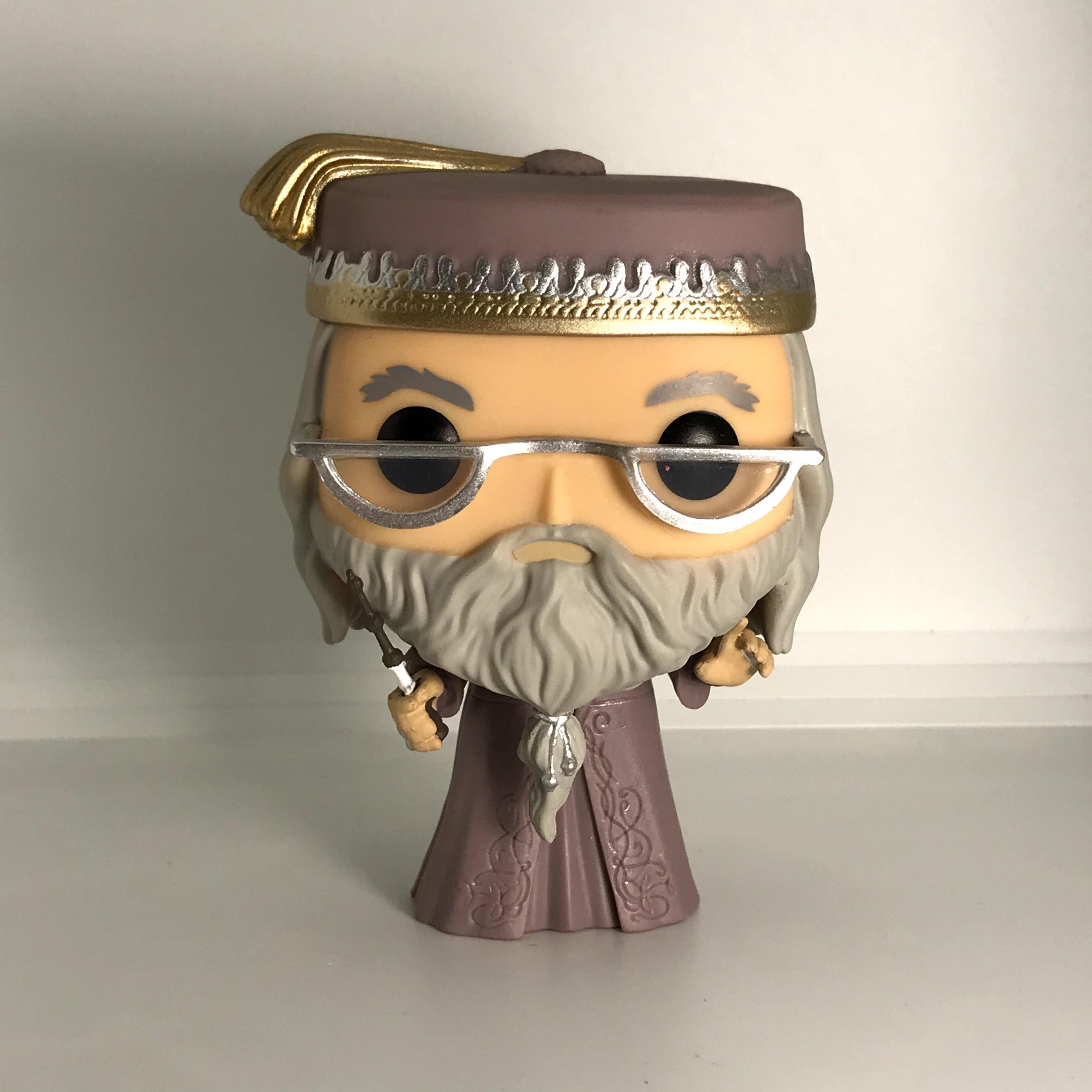 15 Yule Ball Albus Dumbledore