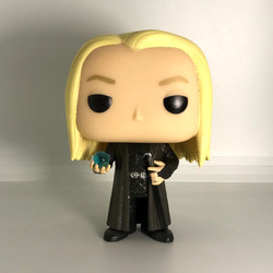 40 Lucius Malfoy with Prophecy Orb