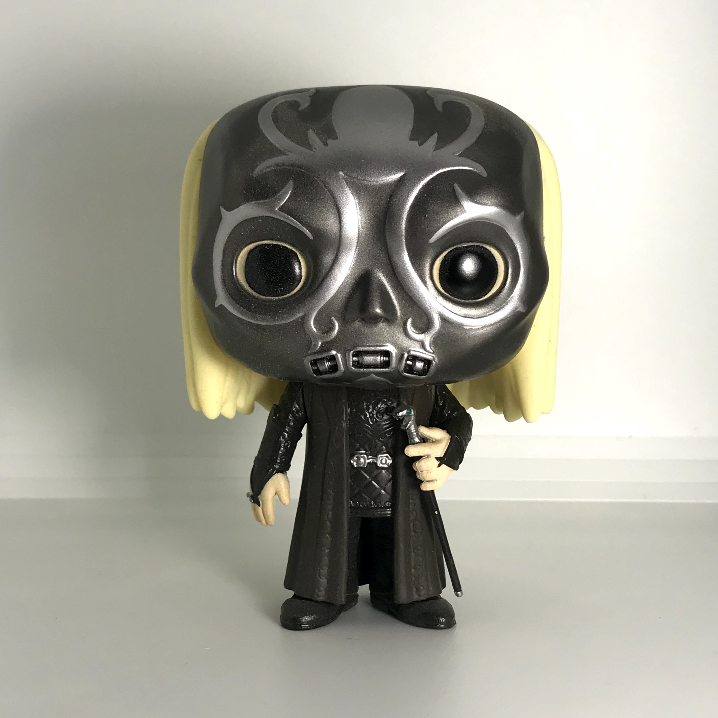 30 Lucius Malfoy Death Eater Mask