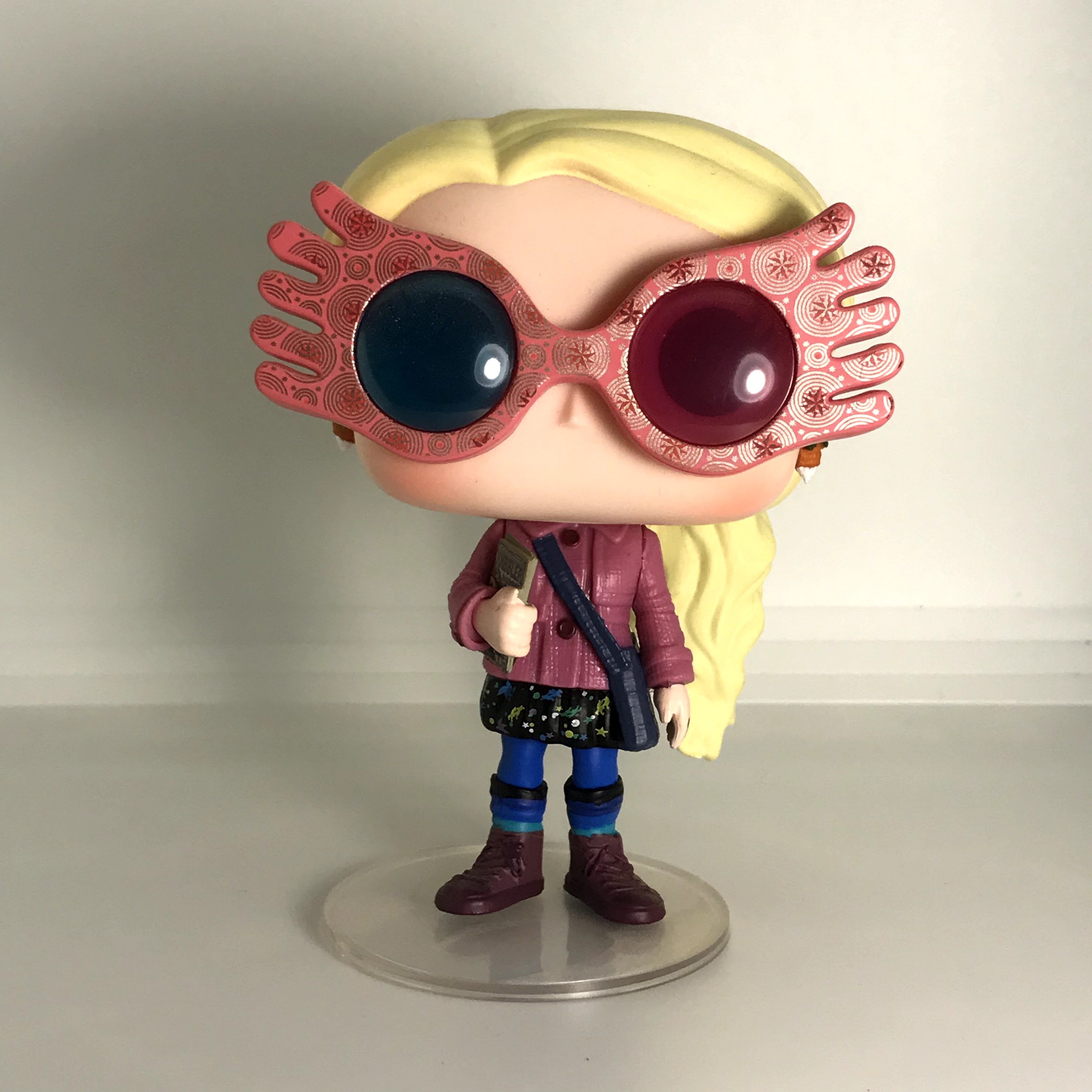 41 Luna Lovegood with Glasses