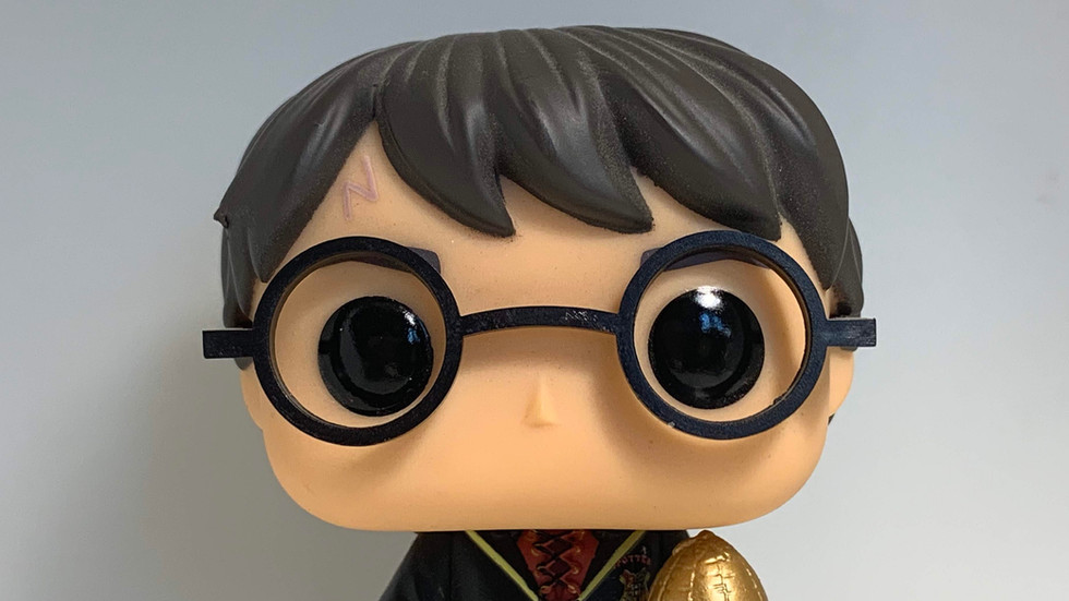 Harry Potter, Wave 3
