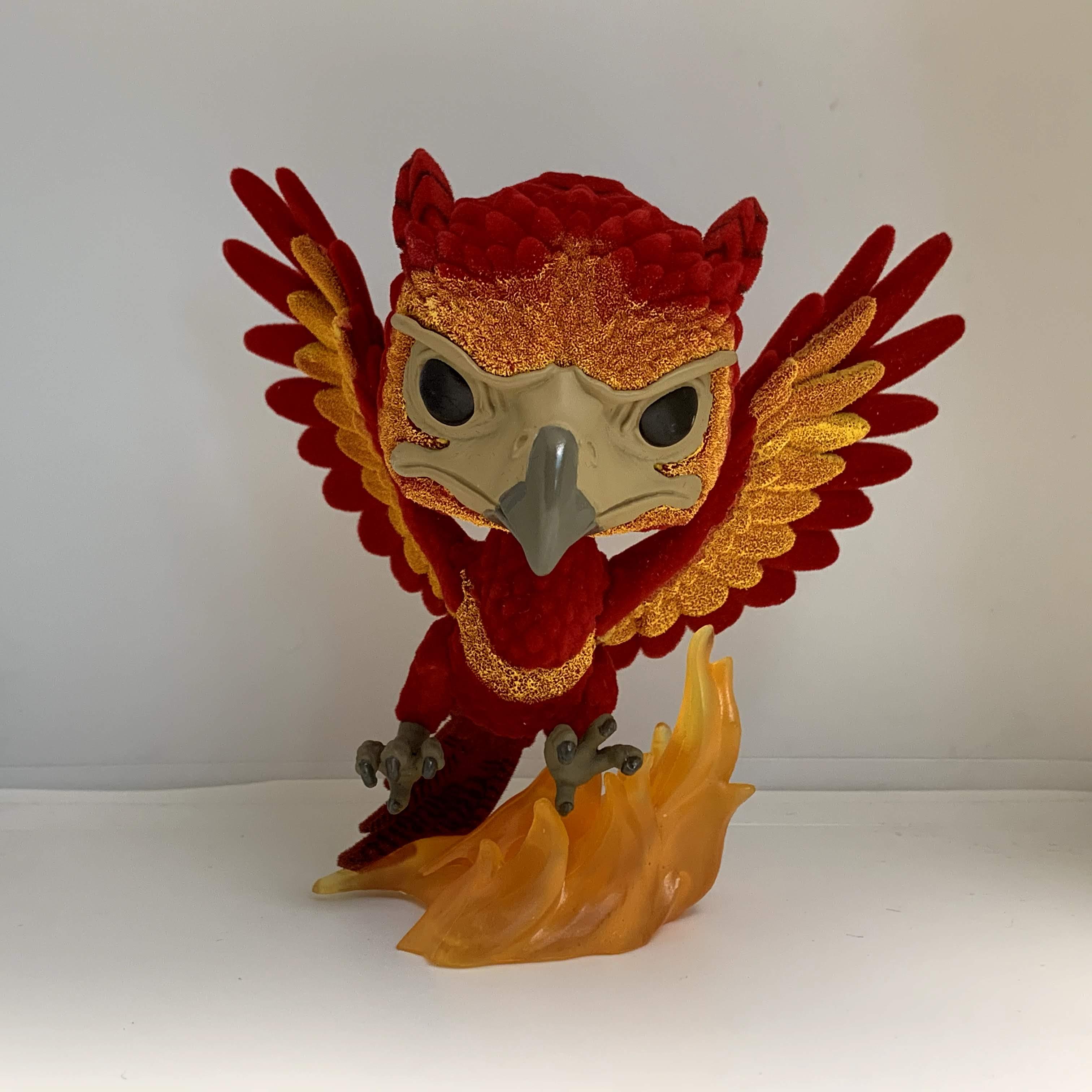 84 Fawkes - Flocked