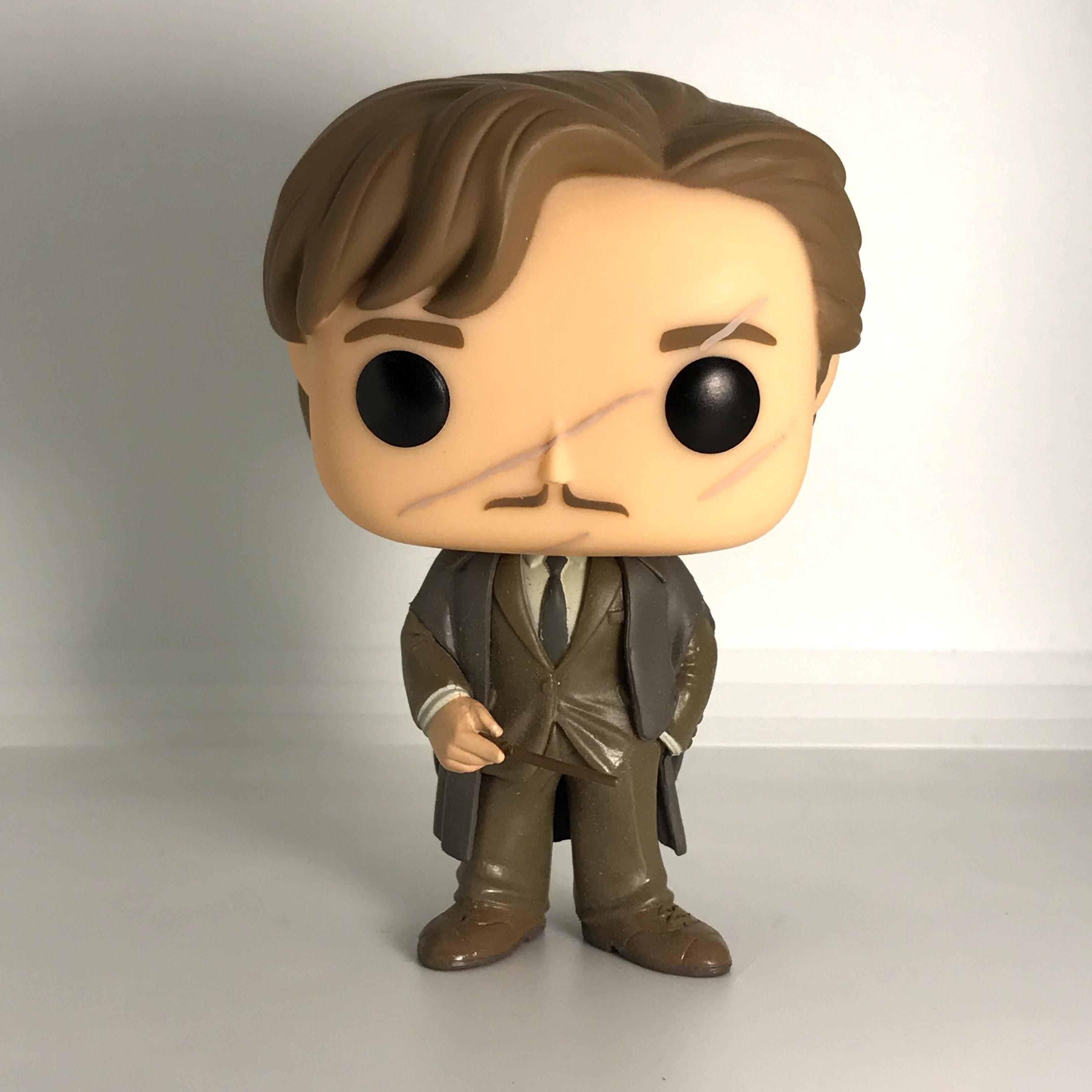45 Remus Lupin