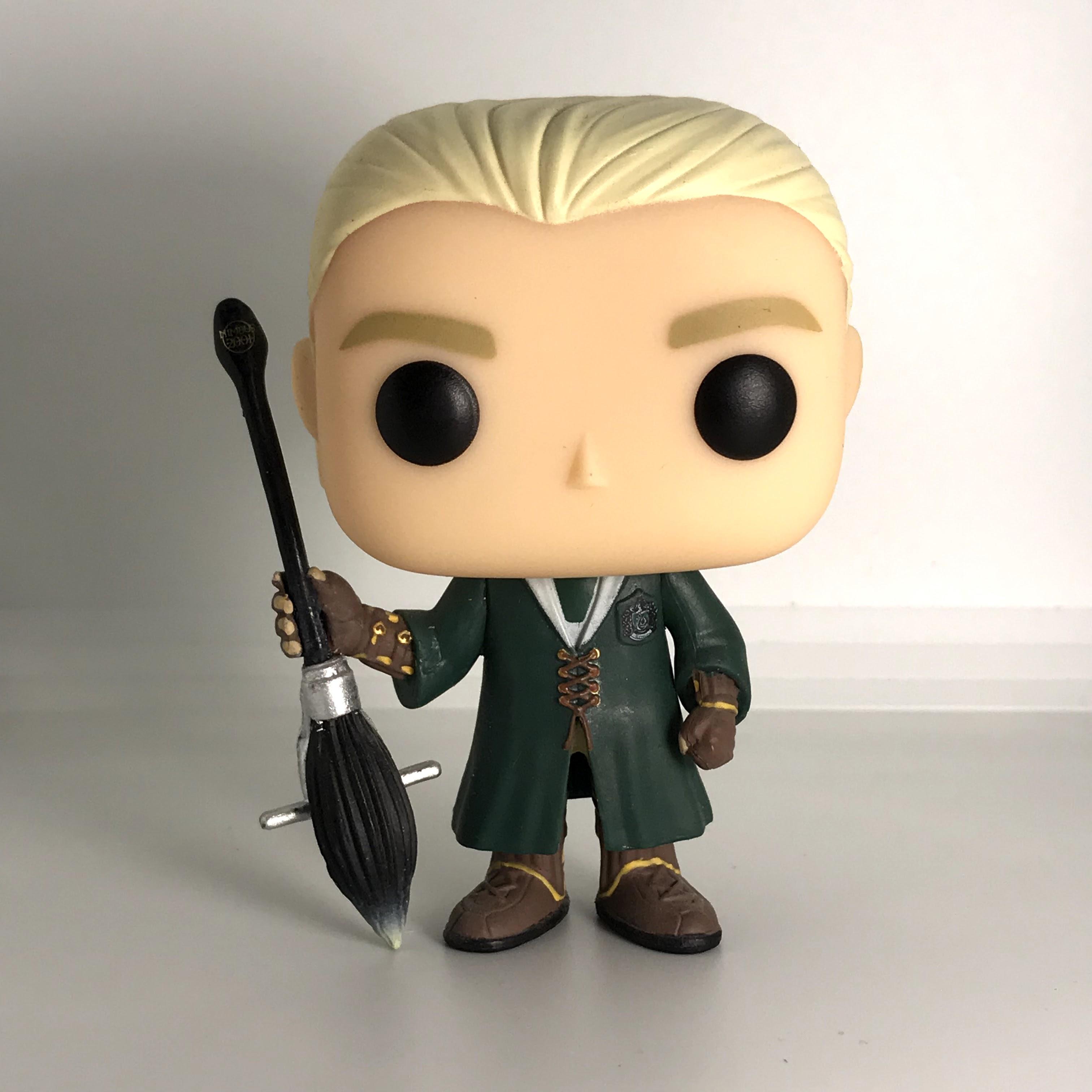 19 Quidditch Draco Malfoy