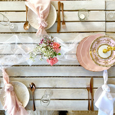 Table Styling can be customed to your own taste.