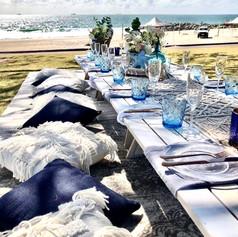 Hamptons styled picnic
