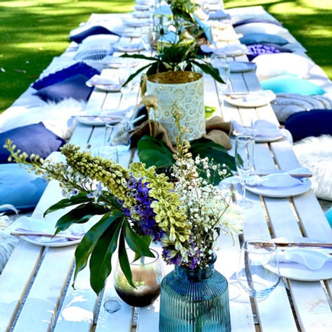 Hamptons Styled Picnic