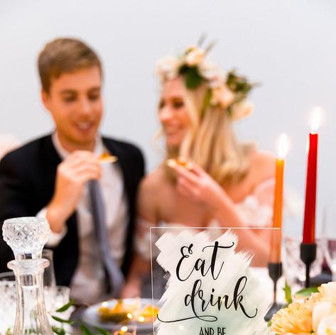 Boho Picnic Style Wedding