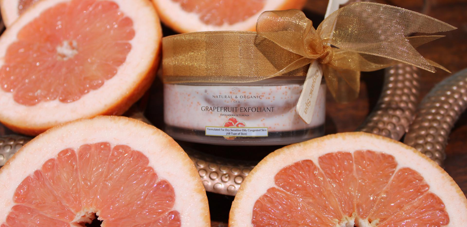 Grapefruit Exfoliant