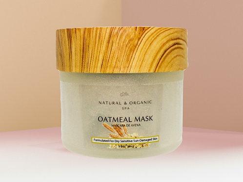 Oatmeal Mask/Máscara de Avena