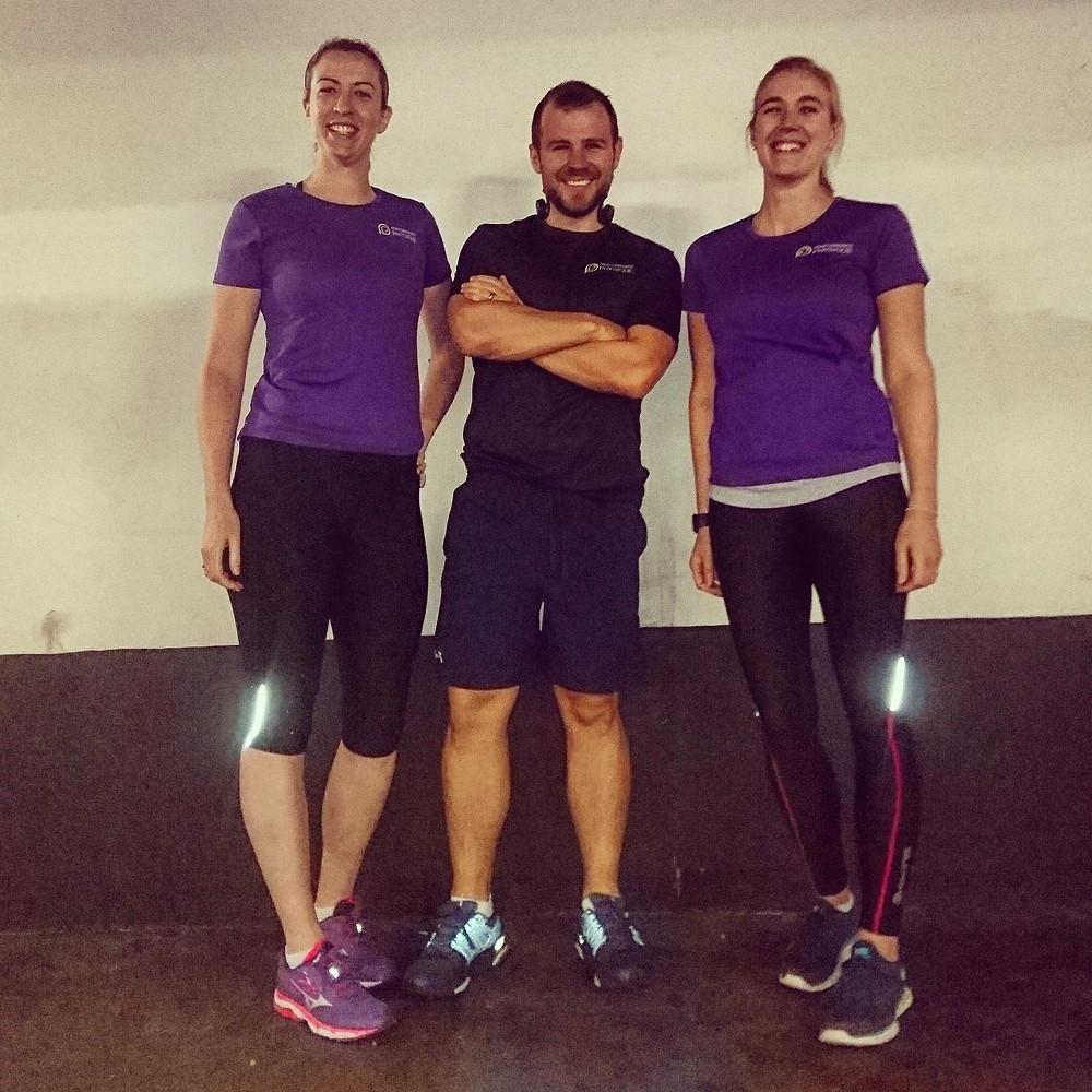 Friday Night Track Club, running, athletics coaching, Half-Marathon