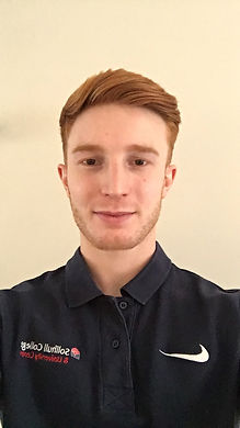 James Phipps - Personal Trainer, Assistant athletics coach, boxing coach and MNU Nutrition Student