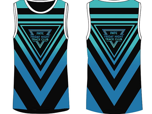 Friday Night Track Club Running Vest